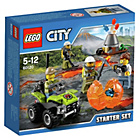 more details on LEGO City Volcano Starter Kit - 60120.