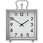 more details on Heart of House Tuscany Silver Square Mantel Clock.