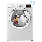 more details on Hoover DXOC68C3 8KG 1600 Spin One Touch Washing Machine