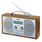 more details on Bush Wooden DAB Radio.