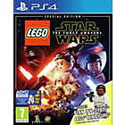 more details on LEGO Star Wars: The Force Awakens Special Edition PS4 Game.