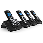 more details on BT 3560 Cordless Telephone with Answer Machine - Quad.