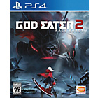 more details on God Eater 2: Rage Burst - PS4.