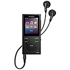 more details on Sony NW-E394 Walkman 8GB MP3 Player - Black.