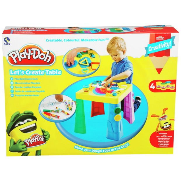 Buy Play Doh Let S Create Table At Argos Co Uk Your