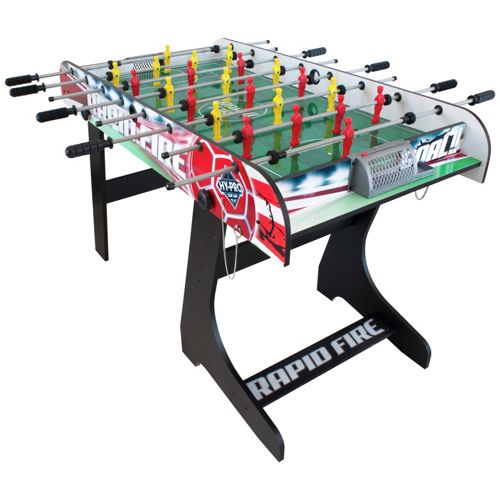 Rapid Fire Folding Football Table