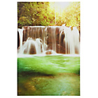 more details on Collection Waterfall Canvas - Set of 3.