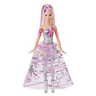 more details on Barbie Star Light Adventure Gown Doll.