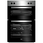 more details on Beko BRDF21000 Double Fan Oven - Stainless Steel.