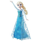 more details on Disney Frozen Singing Fashion Doll Elsa.