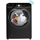 more details on Hoover HL1672D3B 7KG 1600 Spin One Touch Washing Machine