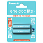 more details on Enloop Lite 950 mAh Rechargeable AA Batteries - 2 Pack.