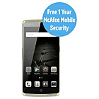more details on Sim Free ZTE Axon 32GB Mobile Phone - Gold.