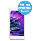 more details on Sim Free Medion S5004 32GB LTE - White.