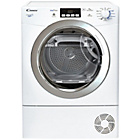 more details on Candy GVHD913A2C Heat Pump Tumble Dryer - White.