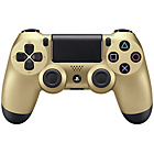 more details on PS4 Official DualShock Controller - Gold.