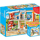 more details on Playmobil Children's Clinic Playset - 6657.