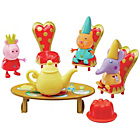 more details on Peppa Pig Peppa Princess Palace Tea Party Play Set.