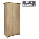 more details on Collection Truro 2 Door Wardrobe - Oak Effect.