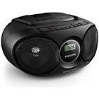 more details on Philips AZ215B/05 Boombox - Black.