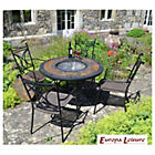 more details on Durango Patio Table with 4 Treviso Chairs.