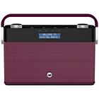 more details on Acoustic Solutions DAB Radio - Plum.