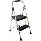 more details on Abru Wide 2 Step Lightweight Stepladder.