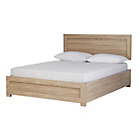 more details on Collection Anneka Kingsize Ottoman Bed - Oak Effect.
