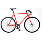 more details on Muddyfox Roadster 700C Red and Black Bike - Mens