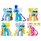 more details on My Little Pony Wonderbolts 6in Collection Pack.