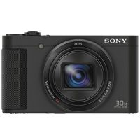 Sony Cybershot DSC-HX80 20MP HD Digital Camera with 30x Optical Zoom (Black)