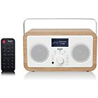 more details on Bush Wooden Internet DAB Radio.