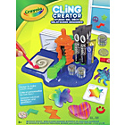 more details on Crayola Cling Creator.