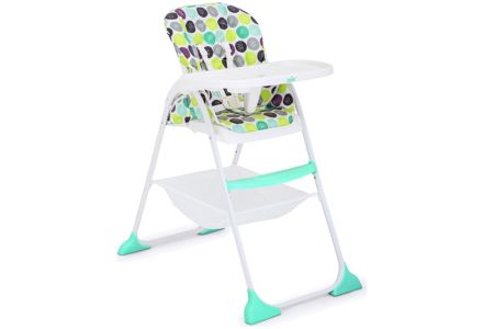 Joie Mimzy Eco Highchair.