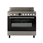 more details on Bush BSC90ESS Electric Range Cooker - Stainless Steel.