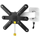 more details on One For All 13 - 40 Inch TV Bracket, Turn 90, Slim Series.