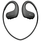 more details on Sony NWWS413 Walkman 4GB Waterproof MP3 Player - Black.