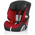 more details on Britax Evolva Chilli Pepper Car Seat - Group 1-2.