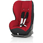 more details on Britax Prince Chilli Pepper Group 1 Car Seat - Red and Black