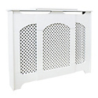more details on Collection Winterfold Adjustable Radiator Cabinet - White.