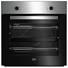 more details on Beko BRIC21000X Single Electric Oven - Stainless Steel.