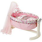 more details on Baby Annabell Rocking Cradle.