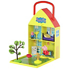 more details on Peppa Pig Peppa House and Garden Playset.