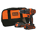 more details on Black and Decker 18V Li-Ion Hammer Drill.