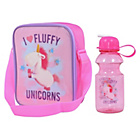 more details on Fluffy Lunch Bag and Bottle Set.