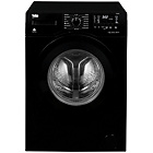 more details on Beko WS832425 8KG 1300 Spin Washing Machine - Black.