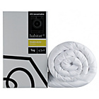 more details on Habitat Ultrawashable 4.5 and 9 tog Double Duvet.