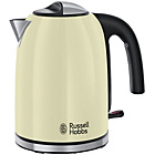more details on Russell Hobbs 20415 Colours Plus SS Cream Jug Kettle.