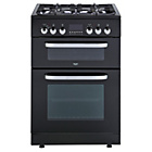 more details on Bush BDFDXS60B Dual Fuel Cooker - Black.