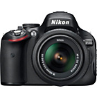 more details on Nikon D5100 DSLR Camera with 18-55mm and 55-200mm Lens Kit.